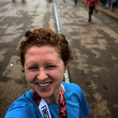 Guest Post: Mary Kate's Running Journey – Good Luck In Boston!