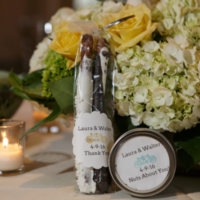 Wedding Wednesday – DIY Favors