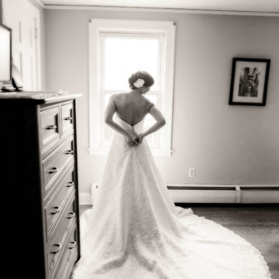 Wedding Wednesday – The Dress!