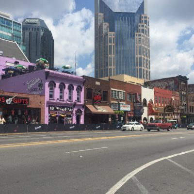 A Weekend Exploring Nashville