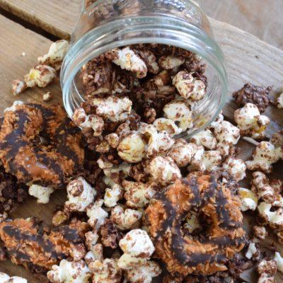 Samoa Popcorn!