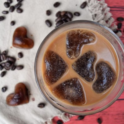 Iced Roasted Hazelnut Mocha Cold Brew Love You A-Latte