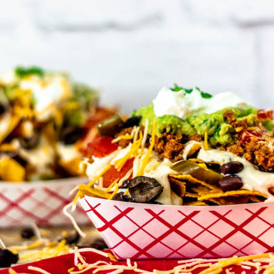 Build-Your-Own Nacho Bar