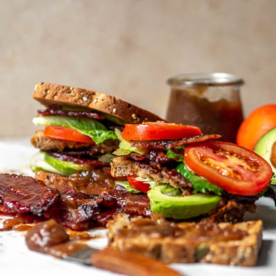 Maple Glazed BLT