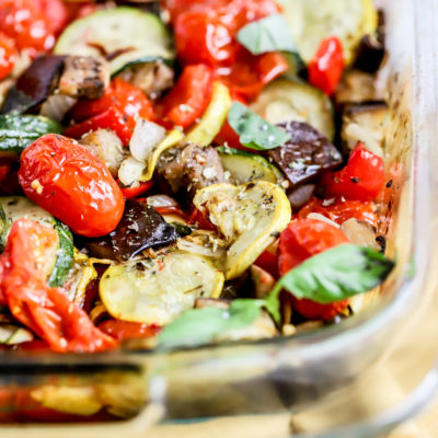 Save the Veggies Ratatouille