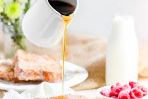 Air Fryer Cinnamon Sugar French Toast