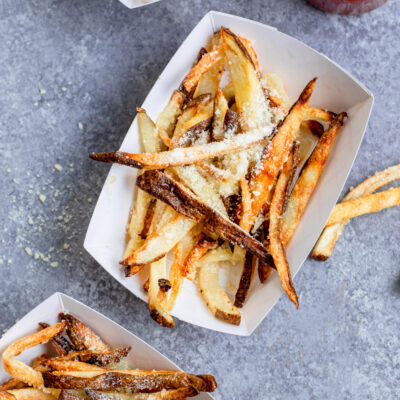 Air Fryer Truffle Fries
