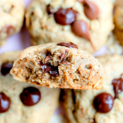 Peanut Butter Lactation Cookies