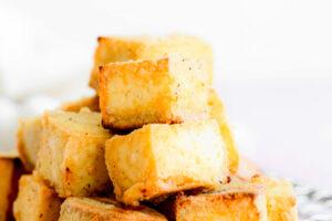 Crispy Air Fryer Tofu